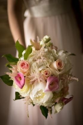 Wedding Bouquet-Hand Tied