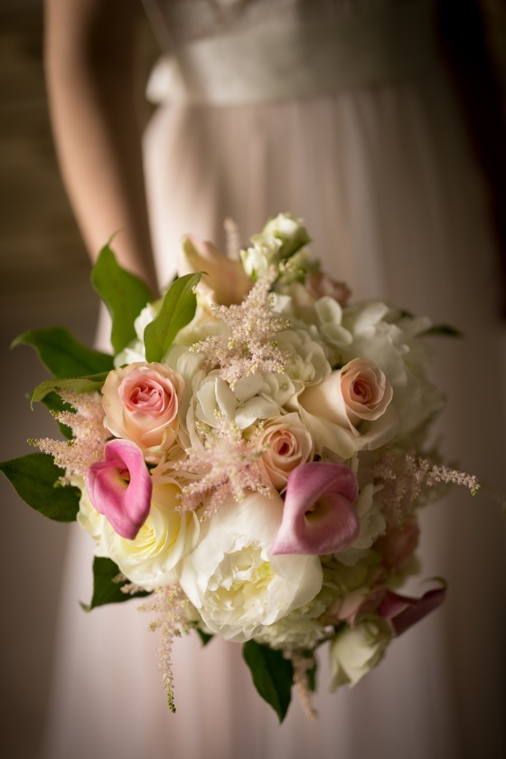 Wedding Bouquet-Hand Tied