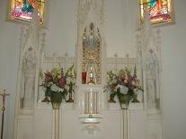 Altar pieces for a wedding