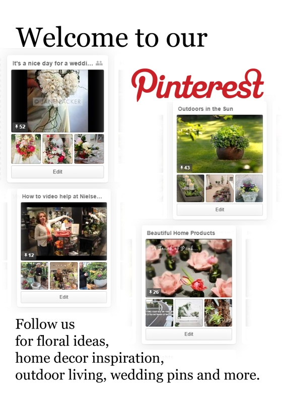 Nielsen's Florist is on Pinterest.