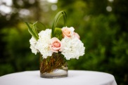 centerpiece for high top table