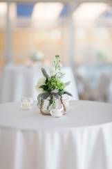 small high top table arrangement
